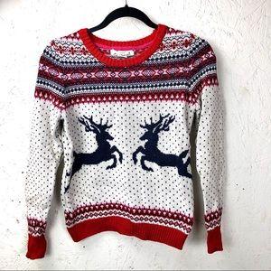 L.O.G.G. Reindeer Sweater